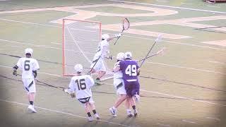 Baldwin Boys Lacrosse vs Seton LaSalle 4-13-18