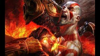 God of War. 3 часть. Прохождение.