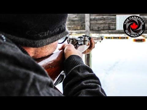 Swiss K31 Schmidt & Rubin Rifle - Range Day