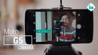 Lenovo Moto G5 - Review de cámara