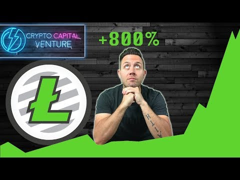 Litecoin Market & Data - 800% Gains Possible Again?