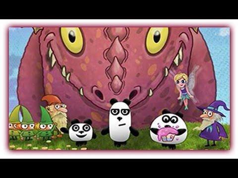 3 Pandas In Fantasy - Friv Games