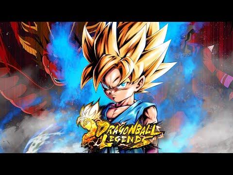 SHOULD YOU USE HIM IN TODAYS META?! KID GT GOKU SHOWCASE | Dragonball Legends PvP
