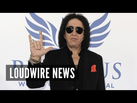 Gene Simmons Tries to Trademark Popular Rock Hand Gesture