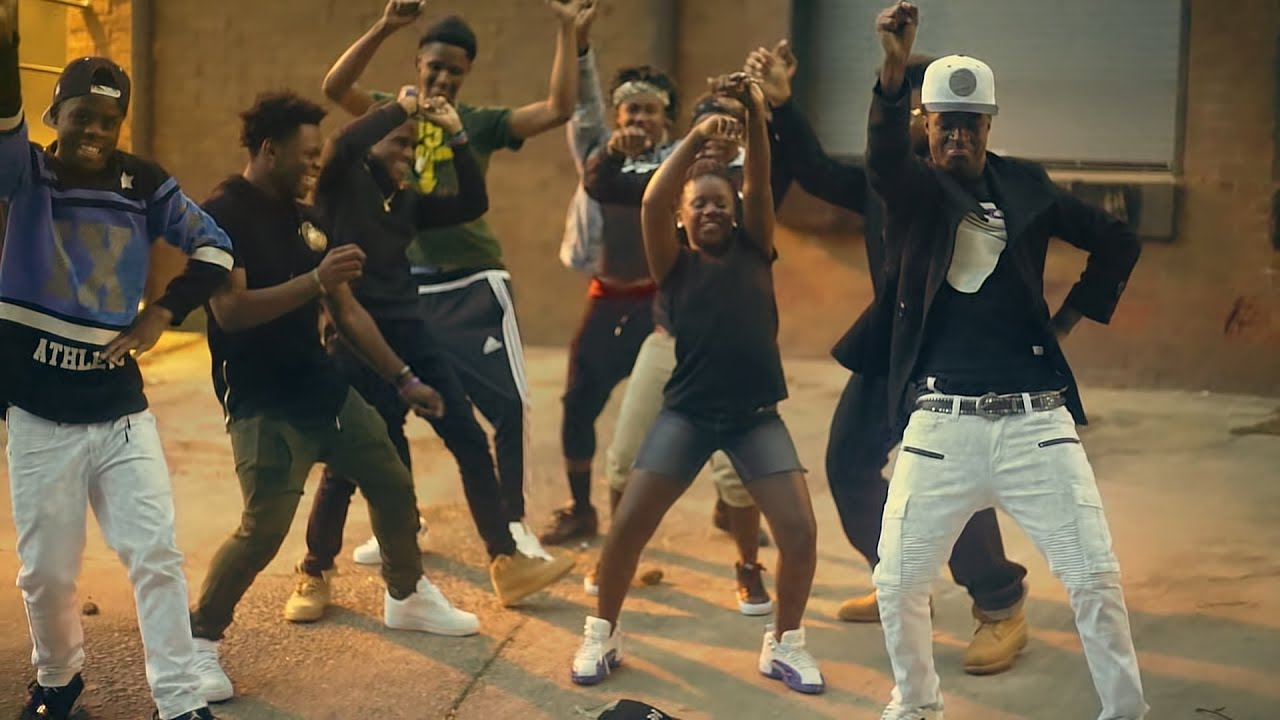 Download King Imprint and Team NueEra Dae Dae - Wat U Mean (Official Dance Video)