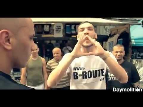 Un rappeur clashe Morsay sur son stand
