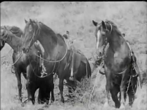 Serial 1931 Battling with Buffalo Bill Chapter 10 of 12 A Shot from Ambush Tom Tyler as Wi