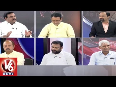 Special Debate On CM KCR Announcement Of Free Fertilizers | Good Morning Telangana | V6 News