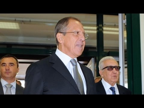 LIVE: Sergei Lavrov arrives in Belgrade for state visit