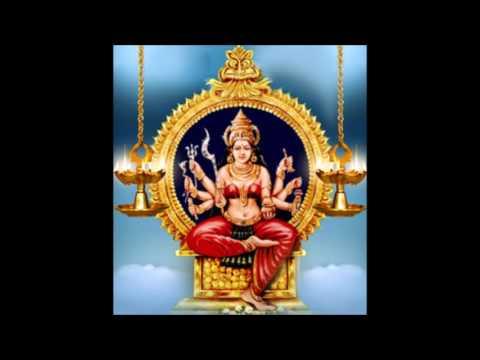 Bhadrakali Ashtottara Shatanama Stotram