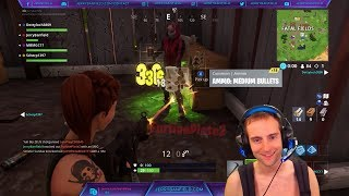 FORTNITE Dad Gets His First Kill Ever After 10+ Deaths on Xbox One!