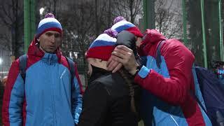 Регби Динамо сборная России