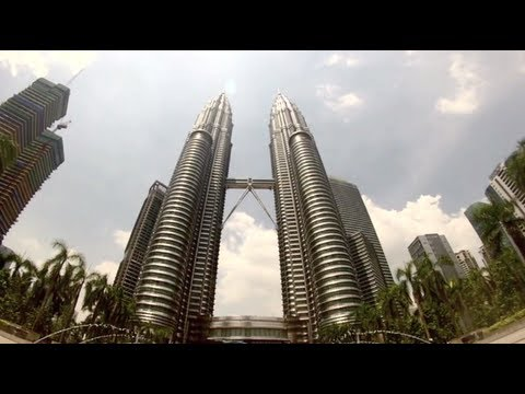 from bangkok to kuala lumpur in 20 days (gopro 3 silver edition)