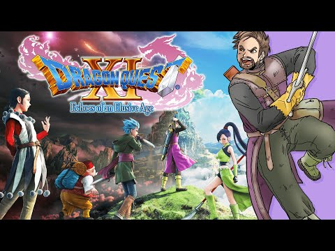 King of the JRPGs (Dragon Quest XI) - Clemps
