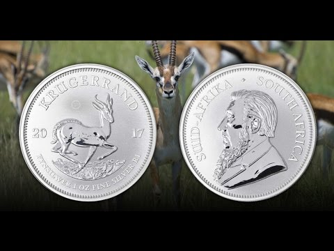 Premium Uncirculated Silver Krugerrand