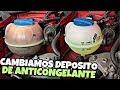 Como Cambiar El Deposito De Anticongelante En Seat Ibiza, Jetta, Polo, Audi. / Seat Motor /