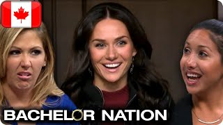 Natalie Angers The Girls With Her Shock Return! | The Bachelor CA
