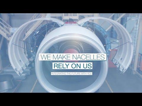Safran Nacelles : nous faisons des nacelles, comptez sur nous