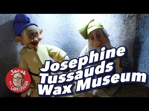 Josephine Tussauds Wax Museum - Hot Springs, AR