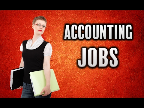 💲 Accounting Jobs 💲