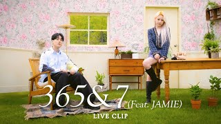 pH-1 - 365&7 (Feat. JAMIE) (Official Live Clip)