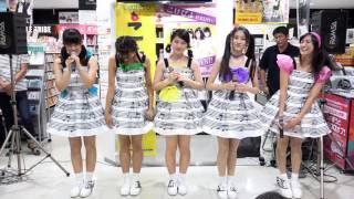「さくらんぼ(大塚愛)」「Summer days A-GO-GO!!」「カラフルDOTモーニング」「硝子のシンデレラ」