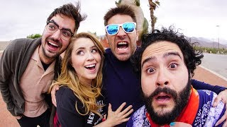 CACTUS ATTACK Road Trip! | Valleyfolk VLOG