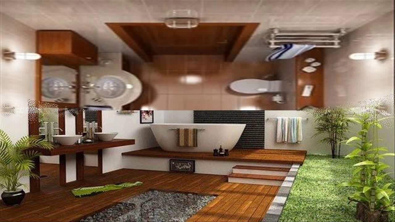 Japanese Bathroom Design Small Space  YouTube