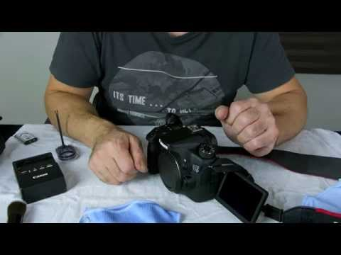 Cleaning C100 MK2 +70D for Maintenance & Relaxation & ASMR Purpose