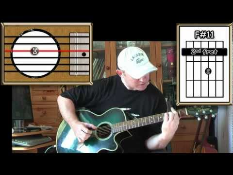 Tears In Heaven - Eric Clapton - Acoustic Guitar Lesson
