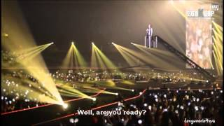 [Vietsub][Perf] Son Dongwoon - In The Cloud @2013 Beautiful Show in Seoul {Beast Team}