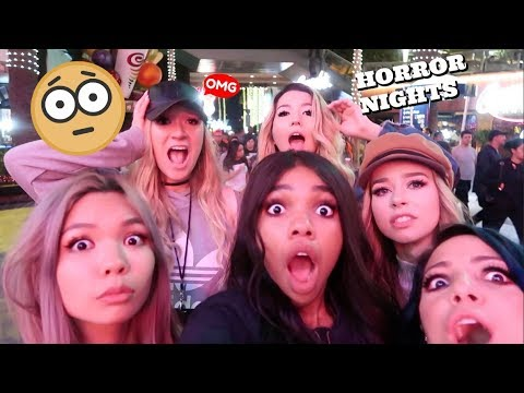 THEY SCARED US!!!!
