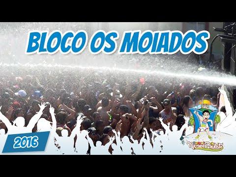 Carnaval de Nazaré Paulista 2016 - Bloco Os Moiados