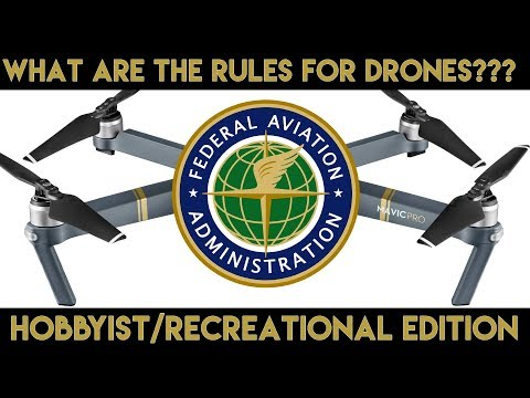 Drone Rules And Regulations   A Comprehensive Review - Hobbyists