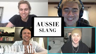 5 Seconds of Summer Teaches You Aussie Slang | Vanity Fair