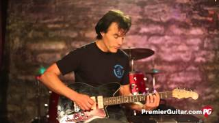 What Bohlinger Plays Van Halen ish Hillbilly Licks