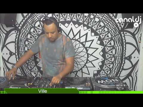 Ville - Tech House DJ SET - Programa Friends OF - 28.01.2017
