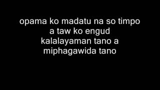 Dianaton Tanog Jingle