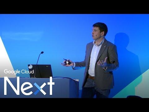 Enterprise app development best practices + deployment (A) (Google Cloud Next