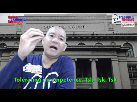 TIN Verification, A Malicious Act (BIR) (EmelinoTMaestro)