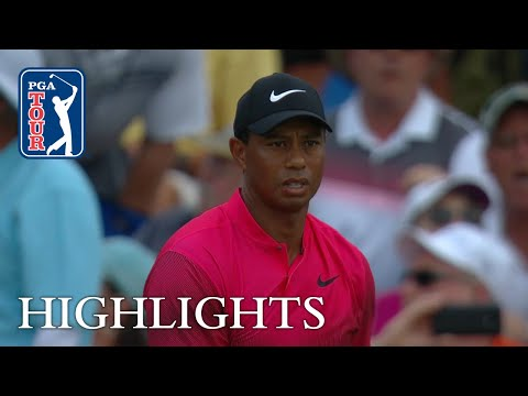 Tiger Woods' Round 4 highlights from THE PLAYERS