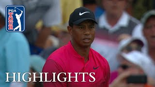 Tiger Woods' Highlights | Round 4 | THE PLAYERS Video