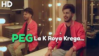 PEG - B Jay Randhawa | Sharry Maan | permish verma | Latest Punjabi song 2017