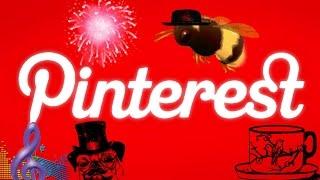 видео Pinterest - что это? Социальная сеть Pinterest.