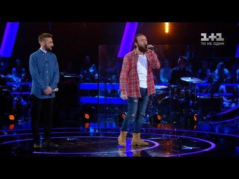 Dmytro Samko vs. Zinoviy Karach 'Way Down We Go'– The battles – The Voice of Ukraine – season 8