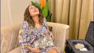 Neha Kakkar| OMG! Diamond Award by Youtube
