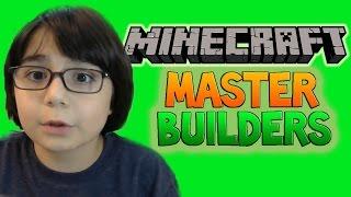 Minecraft MASTER BUILDERS ( Baran Kadir Tekin )