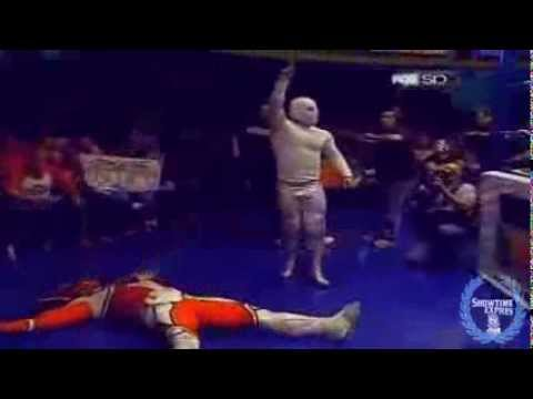WWE Sin Cara 'Monster' HD