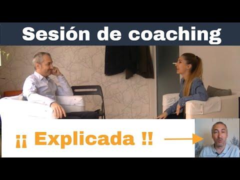 Sesión real de coaching [Versión comentada]