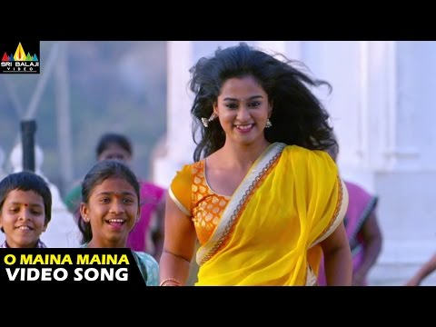 Lovers Songs  O Maina Maina  Song  Latest Telugu  Songs  Sumanth Ashwin, Nanditha